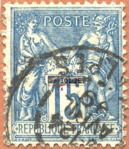 type sage 15c bleu